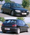 Senkesett Peugeot 306 cab 75mm