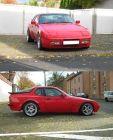Senkesett Porsche 944 84-