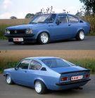 Senkesett Opel Kadett C Coupe 85 mm.