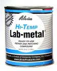 Alvin Hi-Temp Lab-metal - Pulverlakk sparkel