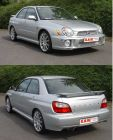 Senkesett Subaru Impreza 4WD