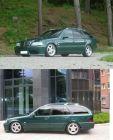 Senkesett Mercedes Benz C klasse T W202 55mm