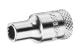 Pipe for Harley Davidson kaliperbolter
